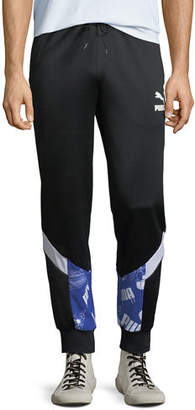 Puma Men's Super Logo Track Pants