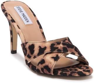 Steve Madden Evie Leopard Print Sandal