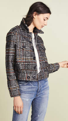 Free People Slouchy Eisenhower Jacket