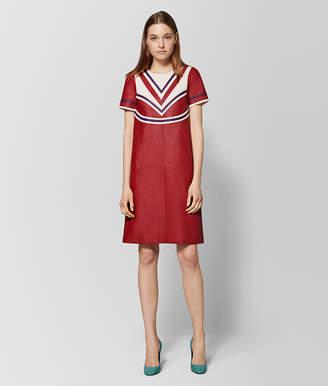 Bottega Veneta MULTICOLOR LAMB DRESS