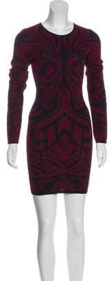 Torn By Ronny Kobo Knit Mini Dress w/ Tags