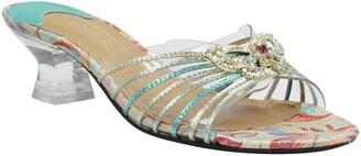 J. Renee Ohanna Slide Sandal