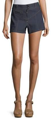 Cinq à Sept Tous Les Jours Tobie Denim Shorts