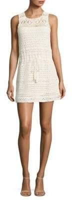 Joie Nawra Crochet Knit Dress