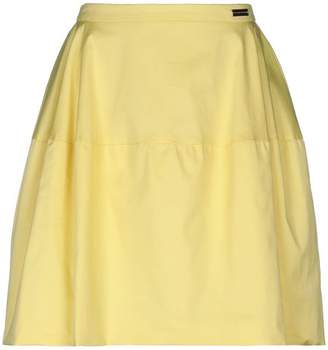 Alessandro Dell'Acqua Knee length skirt
