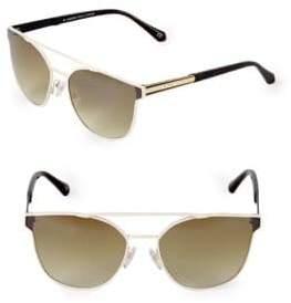 Balmain 62MM Browline Sunglasses