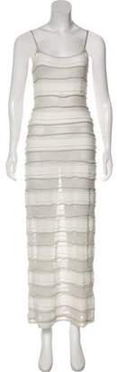 Chanel Paris-Miami Silk Dress