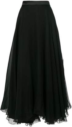 Lanvin full length skirt