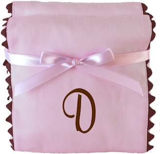 Princess Linens Bon Bon Burp Pad , D