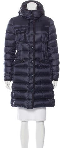 Moncler Moncler Hermine Down Coat w/ Tags