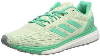 hot sale online 00f18 235b7 adidas Womens Response W Running Shoes, Multicolour Semi Frozen Yellow F15 Hi-Res