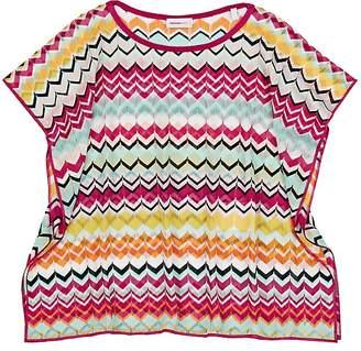 Missoni Kids' Zigzag Knit Cover-Up