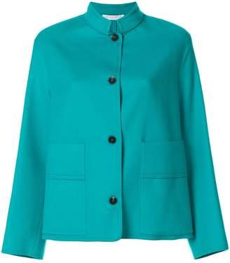 Fabiana Filippi high standing collar jacket