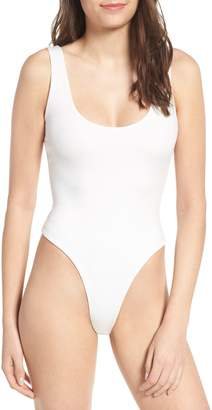 David Lerner Super Scoop Bodysuit