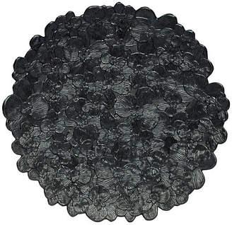 MADHOUSE by Michael Aram Orchid Melamine Platter - Black