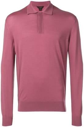 Ermenegildo Zegna XXX long-sleeve polo shirt