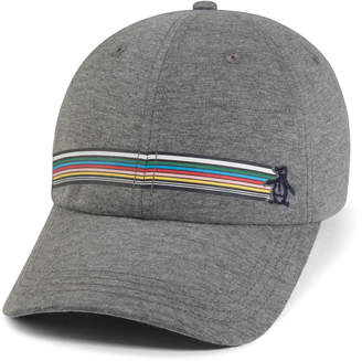 Original Penguin STRIPED BASEBALL CAP