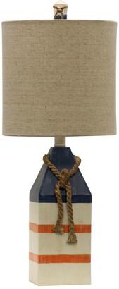 Blue & Orange Nautical Table Lamp