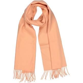 Lanvin Pink Cashmere Scarves