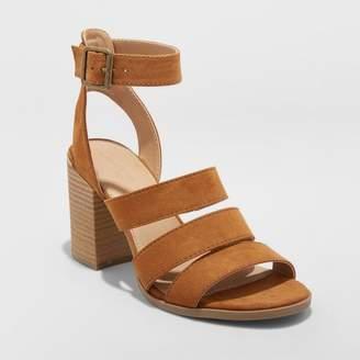 Universal Thread Women's Etta Ankle Strap Sandals