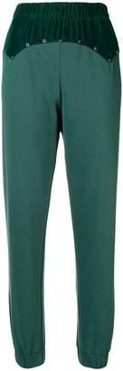 Pinko jogging trousers