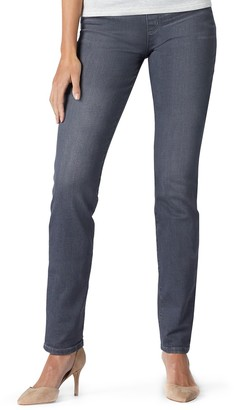 Lee Women's Sculpting Slim Leg Pull-On Jeans