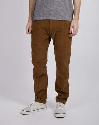 Levi's 502 True Cord Chino Brown