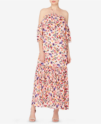 Catherine Catherine Malandrino Convertible Halter Maxi Dress $148 thestylecure.com