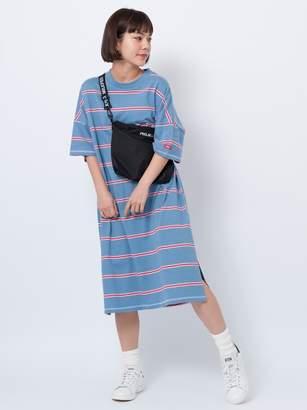Milkfed. (ミルクフェド) - ミルクフェド MULTI STRIPE BIG DRESS