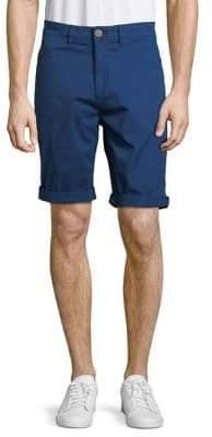 Esprit Cotton Twill Bermuda Shorts