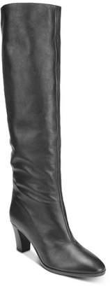 Vince Women's Casper Suede Over-the-Knee Boots