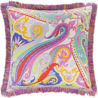 Etro Musset Tassel Edged Cushion