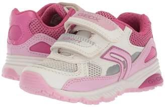 Geox Kids Bernie 10 Girl's Shoes