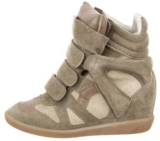 Isabel MarantIsabel Marant Beckett Wedge Sneakers