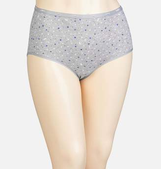 Avenue Moon and Stars Cotton Full Brief Panty