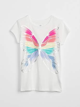 Gap Graphic Short Sleeve T-Shirt