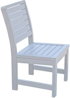 highwood® highwood Eco-Friendly Recycled Plastic Weatherly Side Chair