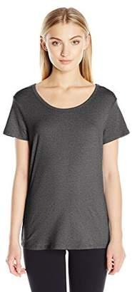Danskin Women's Essential Short Sleeve Tee