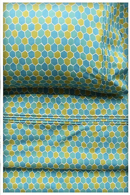 Honeycomb Sheet Set