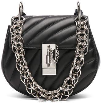 Chloé Mini Drew Bijou Quilted Smooth Calfskin Shoulder Bag