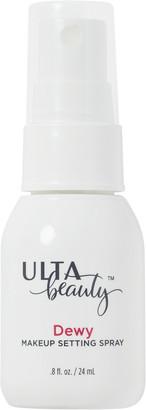 Ulta Travel Dewy Makeup Setting Spray