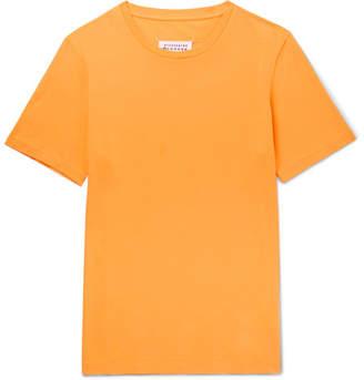 Maison Margiela Slim-Fit Garment-Dyed Cotton-Jersey T-Shirt