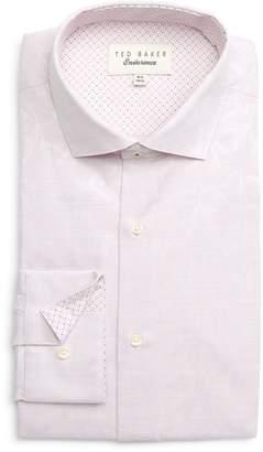 Ted Baker Tigrfi Slim Fit Geometric Dress Shirt