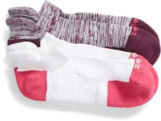 Zella 2-Pack Tab Back Socks