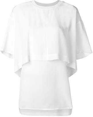 Sportmax double layer blouse