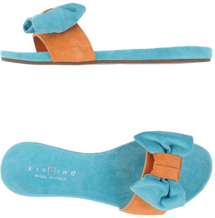 Fiorina Clog sandals