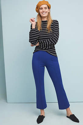 4659c5d899db Anthropologie Essentials by The Essential Cropped Flare Trousers