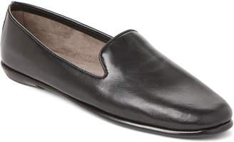 Aerosoles Black Betunia Leather Loafers