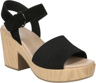 3e9585b75 Black Wooden Platform Women's Sandals - ShopStyle