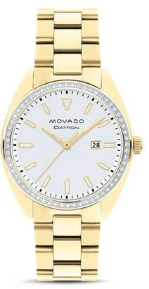 Movado BOLD Heritage Series Datron Watch, 31mm